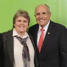 Rudy Giuliani, Author: of the White Rabbit Chronicles series Former US Mayor of New York City.