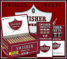 Swisher Sweets Natural Tip Cigarillos! Get them at www.CigarilloSmoke.com