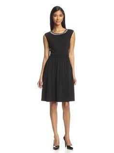 Ellen Tracy Women's Beaded Fit & Flare Dress, http://www.myhabit.com/redirect/ref=qd_sw_dp_pi_li?url=http%3A%2F%2Fwww.myhabit.com%2Fdp%2FB00KLZU626