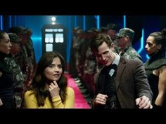 DOCTOR WHO Christmas Special *Exclusive Extended BBC AMERICA Trailer* - The Time of The Doctor. Airs December 25, 2013 at 9/8c.