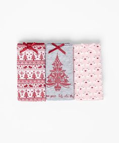 Pack of Christmas tree briefs - OYSHO