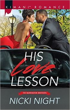 Monlatable Book Reviews: His Love Lesson by Nicki Night