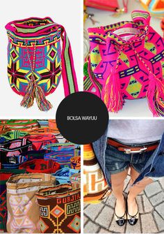 Trend Alert de verão – Wayuu!