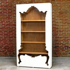 Inside Out Bookcase.