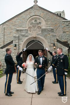 03bca8bd80655 Military Wedding. Saber Arch. Mess Uniform