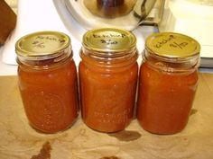 ketchup - a canning tutorial - DIY ketchup