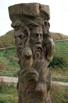 dorman yol heykeli