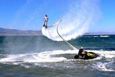 Türkiye Sujeti ve Flyboard Şampiyonası Yapıldı