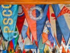 Sailing flags