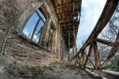 #Bled #Slovenia #villaRikli #abandon #theslovenia #geoslo #ctdslovenia #Nikon #Samyang #8mm