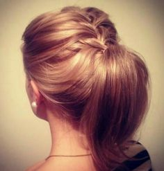 My favorite braid and look of all time!