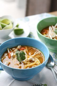 Recipe for Thai Coconut Curry Soup