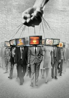 Television Puppet