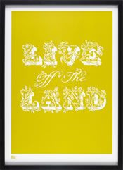 Live off the Land - in honor of the prairie life I'm not living