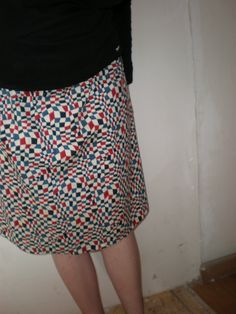 BB dag 2  klokrok uit Allemaal rokjes  http://nobutterfly.blogspot.be/2012/06/blote-benen.html