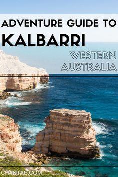 A complete adventure guide to Kalbarri Western Australia. Where to stay what to …, - Australia (Oceania) Australia Travel Guide, Visit Australia, Western Australia, Australia Tourism, Australia Trip, Queensland Australia, Brisbane, Melbourne, Australian Road Trip