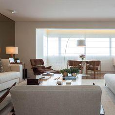 Ap. 300m² - Arquitetas Fernanda Baroukh e Izabel Monteiro Gomes, sócias do escritório BMG Arquitetura.