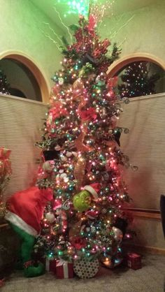 The Grinch tree