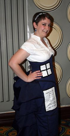 tardis costume alternative