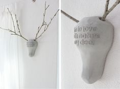 Hello, my deer... - French By Design~ not tutorial, just where to buy, but could form out of round balloon and tube And sculpt or an eggplant shaped balloon as underlying structure