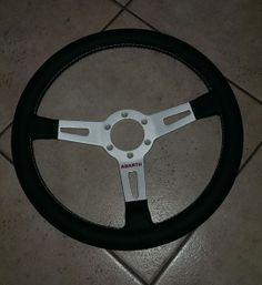 steering wheel Abarth