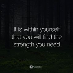 Inner strength, resilience, wherewithal, whatever one calls it, must be forged. The only way it can be forged is through conscious effort, using these tips.