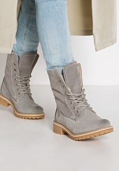 Tamaris Winter boots - grey for with free delivery at Zalando