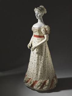 Ball Gown 1820 The Los Angeles County Museum of Art