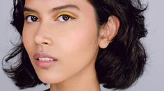 Video: How To Wear Yellow Eyeshadow - And Look Great!