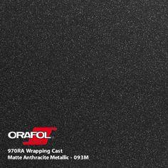 PMS Black 7C Available at https://www.fellers.com/orafol/cat/orafol-colored-patterned-wrap-vinyls/sub/metallic-flake-wrap-vinyl/set/oracal-970ra-metallic-with-rapid-air-air-egress