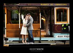 Denise and Paul's San Francisco engagement session | San Francisco Wedding Photographer Blog - Geoff White Photography - Serving the Bay Area