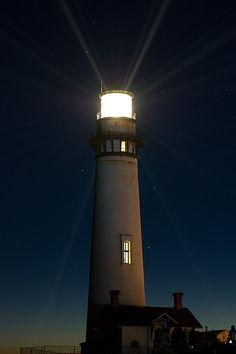 Lighthouse by PhotoBud, via Flickr