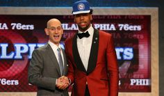 Sixers draft big man again