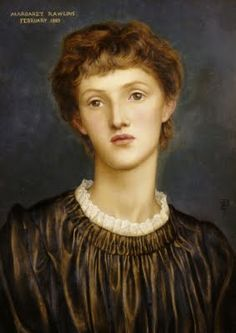 George Frederic Watts English Pre-Raphaelite 1817-1904 Margaret Rawlins