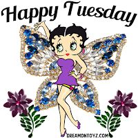 Betty Boop Happy Tuesday Ecards has a unique greeting card collection which includes betty boop,cartoons,birthday and holidays. Try Free greeting cards at Cyberbargins. Happy Tuesday Images, Good Morning Tuesday Images, Morning Images, Happy Saturday, Happy Monday, Happy Week, Saturday Morning, Betty Boop Cartoon, Betty Boop Pictures