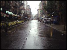 Image for City Street Night Rain 2014
