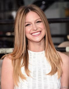 Melissa Benoist: her new blonde hair color and how to copy it!