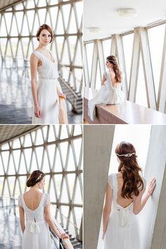 Brautkleider 2017: Soeur Coeur Kollektionsstart | Hochzeitsblog marryMAG| Der Hochzeitsblog