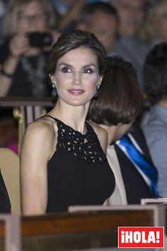 Reina Letizia en los primeros premios Princesa de Asturias 2015