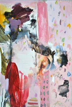 "Saatchi Art Artist Joshua Evans-Hooper; Painting, ""Playground"" #art"