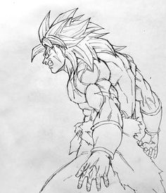 Dbz Drawings, Cool Drawings, Ball Drawing, Anatomy Sketches, Desenho Tattoo, Z Arts, Fantasy Character Design, Dragon Ball Gt, Pictures To Draw