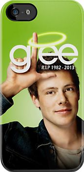 R.I.P Lovely Cory monteith Glee apple iphone 5, iphone 4 4s, iPhone 3Gs, iPod Touch 4g case by pointsalestore Corp