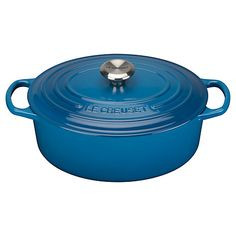 Buy NEW Le Creuset Signature Oval Casserole Online at johnlewis.com