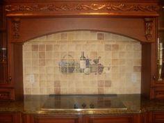 How to create a tile backsplash with plaster Kitchen Redo, Plaster, Painting Techniques, Backsplash, Tile, Decorating Ideas, Bath, Create, Pictures