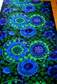 sure I had these as curtains! Saini Salonen fabric Ekerö