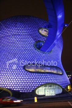 The Bullring, Birmingham Amanda Levete, Future Systems, Architecture Photo, Image Now, Birmingham, Stock Photos, London, Building, Design