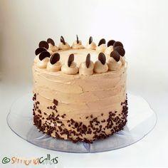 Nutella Chocolate Cake, Cake Recipes, Dessert Recipes, Pretty Cakes, Homemade Cakes, Something Sweet, Cupcake Cakes, Food Cakes, Cupcakes