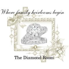 """Family Heirlooms"" by the-diamond-room on Polyvore"