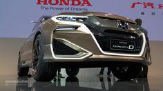 2015 honda concept d previews china only crossover at shanghai 2015 live photos 20 Hi Res Wallpaper