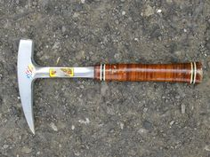 Geology IN: Geological Hammers a brief description of every geologist's most essential tool